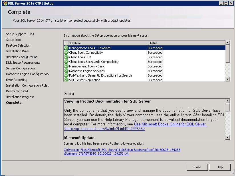 SQL2014Install15