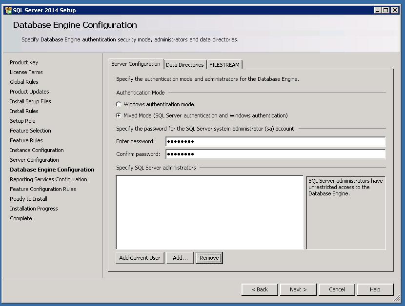 SQL2014 RTM Install10