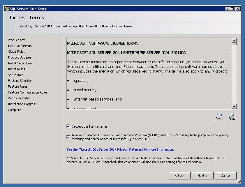 SQL2014 RTM Install3