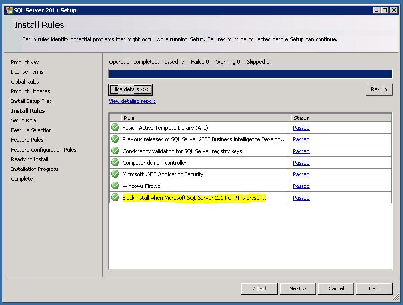 SQL2014 RTM Install5