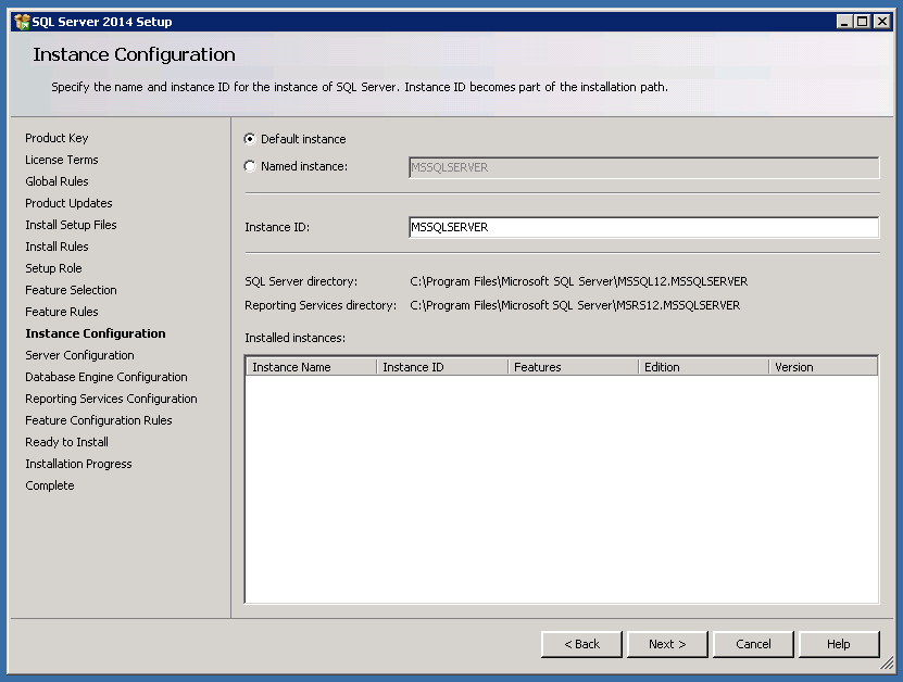 SQL2014 RTM Install8